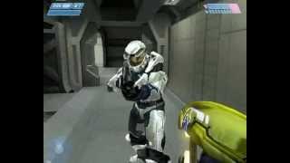 getlinkyoutube.com-Halo Custom Edition Super Campaign Level 1 Full
