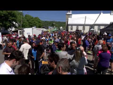 1700 coureurs relèvent le défi du Tour du Cap Tourmente
