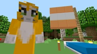 getlinkyoutube.com-Minecraft Xbox - Creative Challenge - Part 1