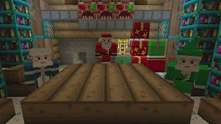 getlinkyoutube.com-Minecraft Xbox Lets Play - Survival Madness Adventures - Santa Meeting [180]
