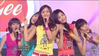 getlinkyoutube.com-【TVPP】SNSD - Gee, 소녀시대 - 지 @ Show Music Core Live