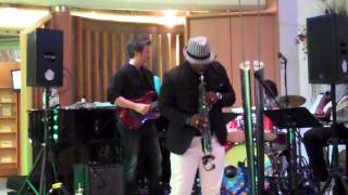 Elan Trotman performs Last Dance live on the Dave Koz Cruise 2012