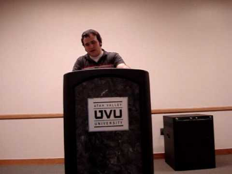 RSU Guest Speaker: International Marxist Tendency /  Workers International League [4/7]