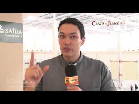 Cerco de Jericó 2015 - Resumo da Homilia - Pe Adriano Zandoná