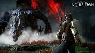 تجربة دراقون ايج انكوزشن و حرب التنانين Dragon Age Inquisition Dragons Fight
