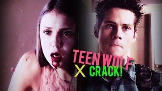 Teen Wolf ✖ Crack Season 4 + (HUMOR!) #2