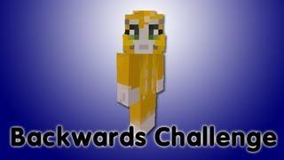getlinkyoutube.com-Minecraft Xbox - Backwards Challenge - Part 1