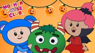 getlinkyoutube.com-Halloween | A Haunted House on Halloween Night | Mother Goose Club Halloween Songs for Kids