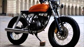 getlinkyoutube.com-Yamaha Rx 135 Cafe Racer