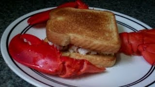 getlinkyoutube.com-Microwaved Lobster and the Perfect Lobster Sandwich