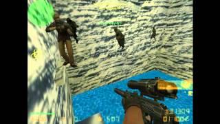 getlinkyoutube.com-Давайте по играем в Counter-Strike 1.6 Zombie сервер #1