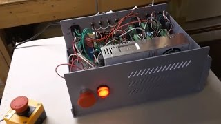 getlinkyoutube.com-How To Build a CNC Controller For a Mini Lathe or Mini Mill w/ DM542A Drivers