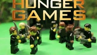 Lego Hunger Games in 60 Seconds