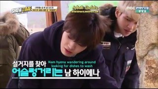 [ENG-SUB] 151217 MBC INFINITE Showtime Ep. 2 (Part 2 of 2)