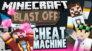 getlinkyoutube.com-Minecraft Mods - Blast Off! #75 - CHEAT MACHINE
