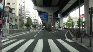 getlinkyoutube.com-国道43号 大阪府大阪市西成区→兵庫県神戸市灘区