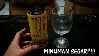 #226 Review - Mencoba Minuman Monster Energy Indonesia