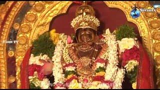 இணுவில் காரைக்கால் சிவன் கோவில் அம்மன் வாசல் தேர்த்திருவிழா - 07.02.2016