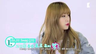 getlinkyoutube.com-EXID Funny Clip #65- HOT BODY! HOT BODY!