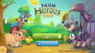 getlinkyoutube.com-Hack farm hero saga (2016)
