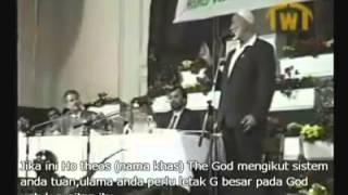 getlinkyoutube.com-Paderi malu tak boleh jawab soalan Ahmed Deedat