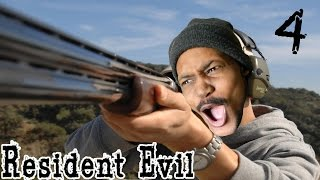 getlinkyoutube.com-GIMME DAT SHOTTY | Resident Evil [Remastered]: Gameplay - Part 4