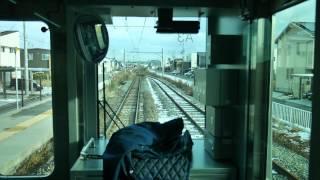 getlinkyoutube.com-【前面展望】E129系・吉田~内野~新潟【越後線】