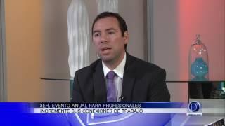 Evento anual para profesionales. Javier Pacheco invita