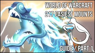 getlinkyoutube.com-The 217 Easiest Mounts (Guide) - Part 1 - Dungeon Glory