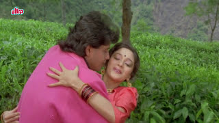 getlinkyoutube.com-Pyar Se Bhi Zyada Tujhe, Asha Bhosle, Mohammed Aziz - Ilaaka Romantic Song