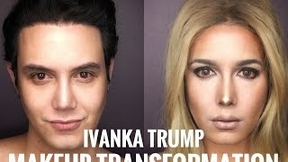 getlinkyoutube.com-IVANKA TRUMP MAKEUP TRANSFORMATION by Paolo Ballesteros