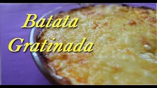 getlinkyoutube.com-Batata gratinada fácil e deliciosa...