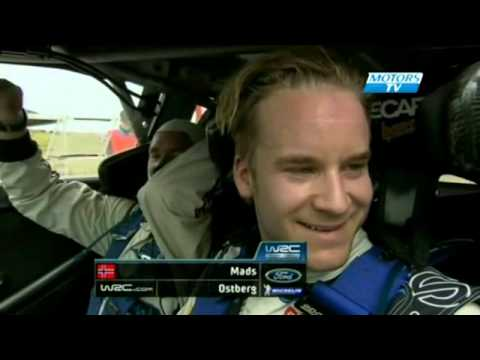 WRC 2012 Wales Rally GB Day 2 Highlights