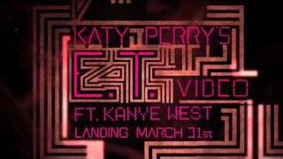E.T. (feat Kanye West) Teaser