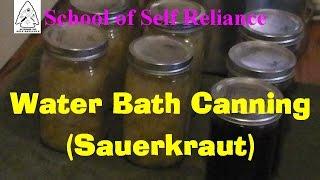 getlinkyoutube.com-Water Bath Canning- School of Self Reliance