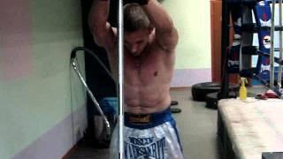 getlinkyoutube.com-Cиловая тренировка клуб Тайского Бокса MOSCOW KAEWSAMRIT GYM