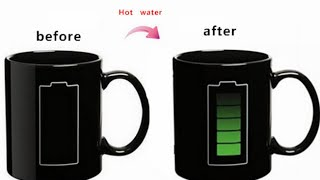 getlinkyoutube.com-How to make a Temperature Mug / MAGIC MUG