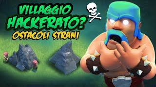 getlinkyoutube.com-Clash of Clans Mistero HACK? Villaggio Pietre Goblin - Stranezze Villaggi #1
