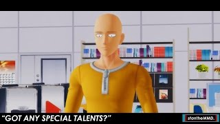 "getlinkyoutube.com-[MMD short.] When they ask if you have any ""special talents"""