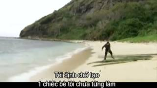 getlinkyoutube.com-Sống sót trên biển 002 - Kỹ năng sống (Man vs. Wild)