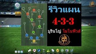 getlinkyoutube.com-FIFA ONLINE 3 แผนและแท็คติก 4-3-3 สำหรับ 1 vs 1 สไตล์ มูรินโญ่ โมโนฟิวส์