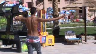 getlinkyoutube.com-Hurghada Albatros Garden Resort 2015r.