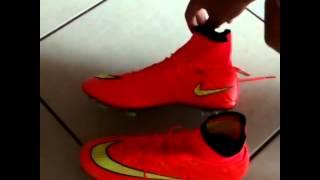 getlinkyoutube.com-Chuteira Superfly Nike Aliexpress