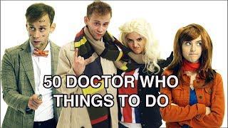 getlinkyoutube.com-50 Doctor Who Things To Do ft. Joe Moses