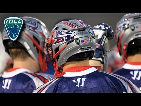 MLL All Acess: Hamilton at Boston Week 2