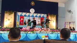 Tarian Biluk Kaum Dusun Lahad Datu