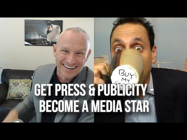 GQ 241: Get Press & Publicity – Become A Media Star