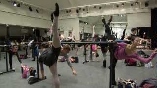 getlinkyoutube.com-Royal Ballet Daily Class (complete video) Royal Ballet LIVE