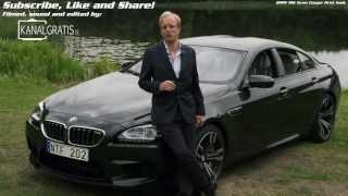 getlinkyoutube.com-BMW M6 Gran Coupe introduction by Gustav