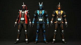 getlinkyoutube.com-仮面ライダーゴースト 仮面ライダースペクター ライダーヒーローシリーズ3 Rider Hero Series 2 Kamen Rider Spector